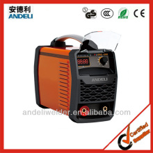 best quality IGBT and MOS DC Inverter cheap portable welding machine price (CE,EMC,LVD)