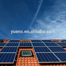 High Strength Reliable Design Aluminum Frame Solar Roof Mounting System