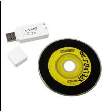 Интерфейс программирования Xprog 5,70 черный металлический ящик Auto ECU