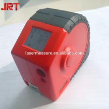 vente entière intelligente eclectronic 2 en 1 ruban à mesurer lazer