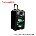 Wireless Stereo Portable Outdoor Bluetooth Speaker