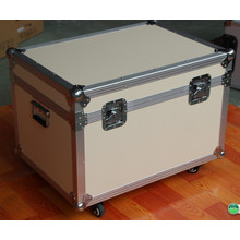 Aluminium Flight Case with Wheels