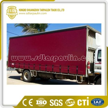Super Heavy Duty High Density Poly Truck Tarp