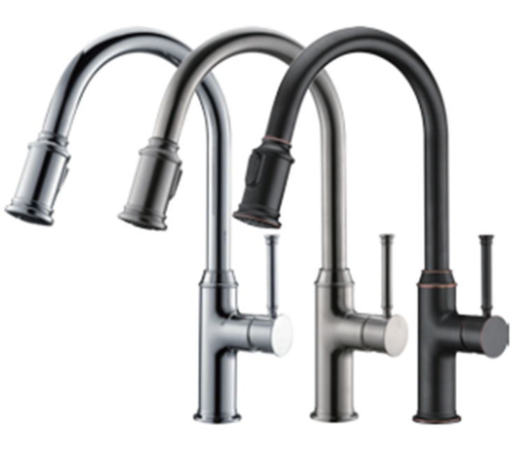 Kitchen Faucet Pull Out Spray Head