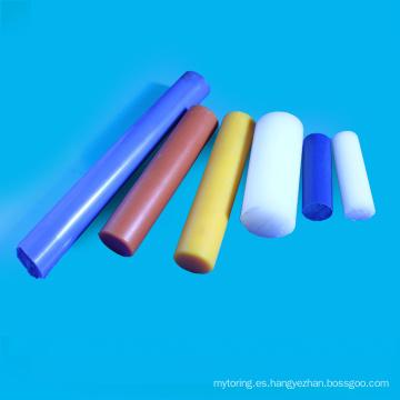 Productos plásticos Rubber PU Rod para trabajar a máquina el sello