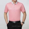Polo couleur et logo 100% polyester sur mesure les moins chers