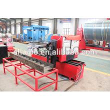 Corrugated board automatic welding machine