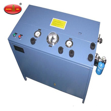 AE120A oxygen filling pump for high pressure oxygen cylinder