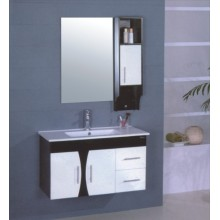 90cm PVC Bathroom Cabinet Furniture (B-505B)