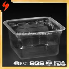FDA-zertifizierter 5oz / 150ml PP-Einweg-Kunststoff-Snackbehälter
