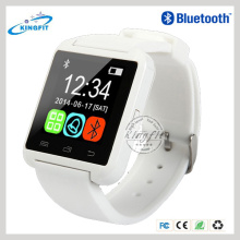 Top Pedometer Bluetooth Handsfree Wrist Sport Watch for Men