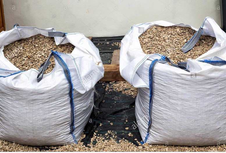 Half Ton Bags Of Gravel