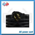 UL CUL 50A 30A 125V 250V NEMA 14-50P al cable de alimentación NEMA 14-50R