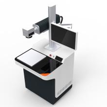 máquina de marcação a laser de fibra cnc