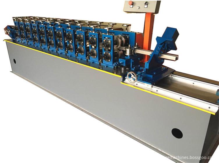 Light steel villa keel roll forming machine
