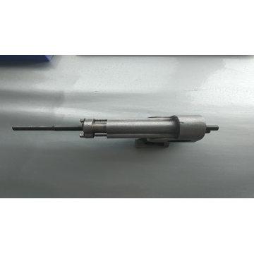 Mini y barata bomba de aceite de engranajes de arco circular de acero inoxidable para chocolate líquido de alta viscosidad