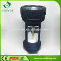 4*AA battery plastic led fashlight 3W led rechargeable camping lantern
