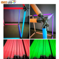 DMX512 3D Stage Décoration RVB Led Tube