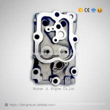 Excavator Engine Parts 6D22 Cylinder Head 051714