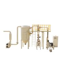 New Technology Powder Coating Milling Machine