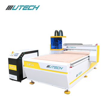 cnc+oscillating+knife+cutting+machine+for+leather
