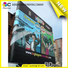 mass supply fine workmanship fashionable outdoor vinyl banner printing bulk poster printing