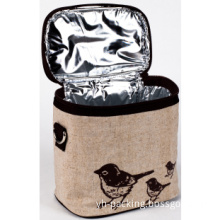 Brown Birds Large Cooler Bag