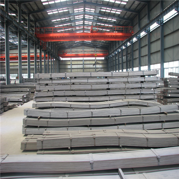 steel round edge flat bar