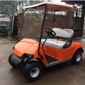 2 seats Battery Operated electric golf cart