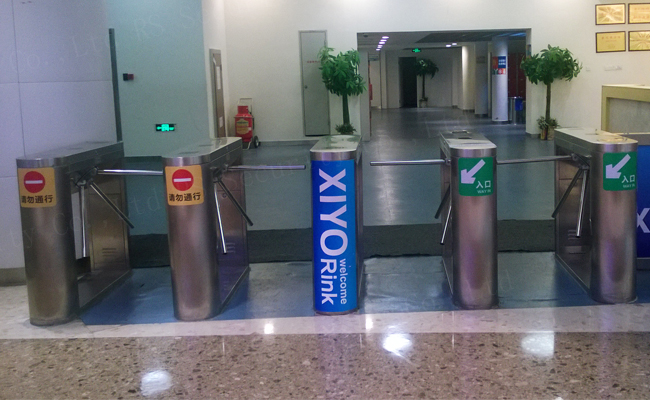 Intelligent Automatic Turnstiles