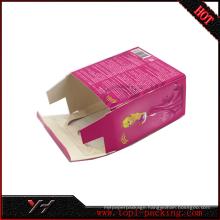 Hot Selling PVC/PVC Window Cosmetic Box
