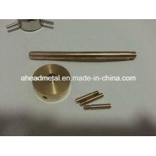 CNC токарные части для освещения аксессуары марки в Китае