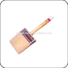 round wooden handle Bristle Paint brush