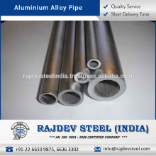 Efficient Quality Durable Finish Aluminium Alloy Pipe from Trusted Seller