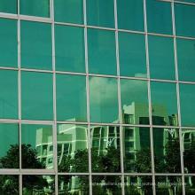 Professionelle Design Stahlkonstruktion Vorhangfassade