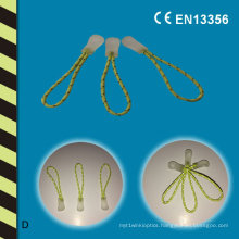 High Quality Reflective Zipper Head and Zipper Puller