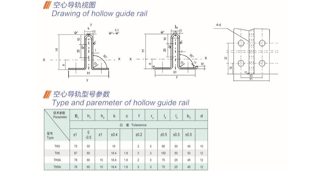 Elevator hollow guide rail roll forming machine (15)