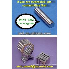 Strong bar magnet,magnetic rods