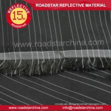 Hoch sichtbare Polyester reflektierende-Shirt-Stoff