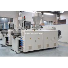 Máquina de perfil de trunking de PVC / línea de extrusión