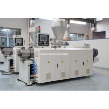 Ligne d'extrusion de production de tuyau de conduit de PVC quatre
