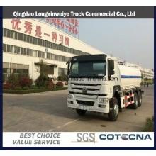 China Famous 6X4 Sinotruk HOWO 18ton Water Tank Truck