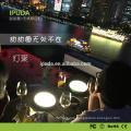 IPUDA Q5 eye protection lamp Motion sense control lamp