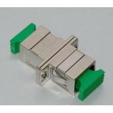 Разъем SC/APC Симплексный металлических волоконно-оптический адаптер с фланцем