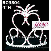 Coroa e tiara de design simples