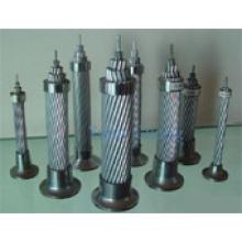 Все проводники из алюминиевого сплава (AAAC)