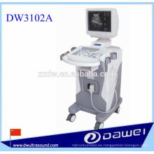 DW3102A Equipo de ultrasonido ginecológico para la ginecología del movimiento fetal, obstetricia