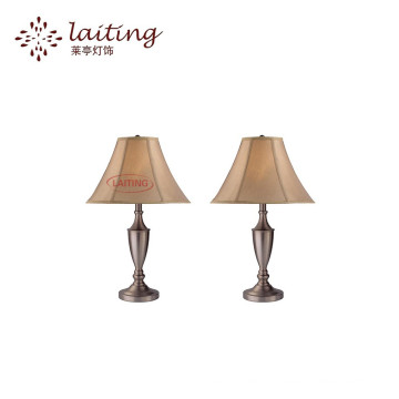 Rechargeable hotel cordless battery LED table lamp