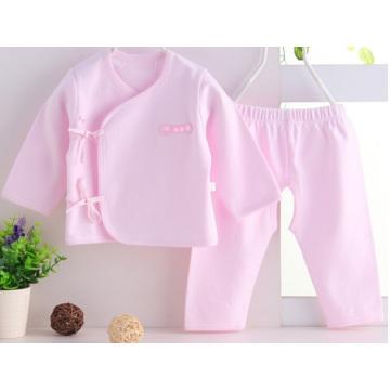 Ropa de bebé recién nacido de algodón peinado