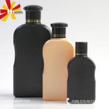 empty shower gel bottle